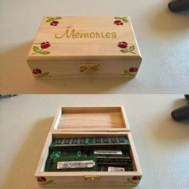 Memories Disk