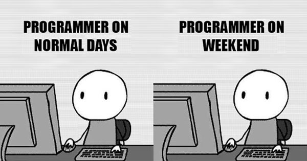 Programmers on Normal