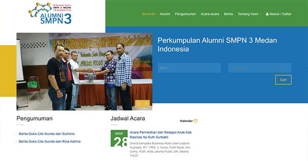 Jasa Pembuatan Portal Web di Medan