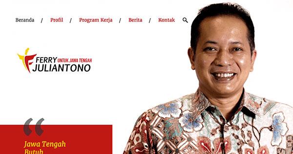 Jasa Pembuatan Website Pribadi di Semarang